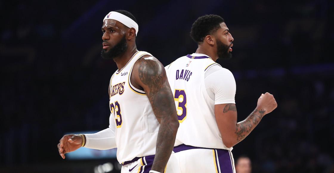 ¿Pueden los Lakers construir una nueva dinastía en la NBA?