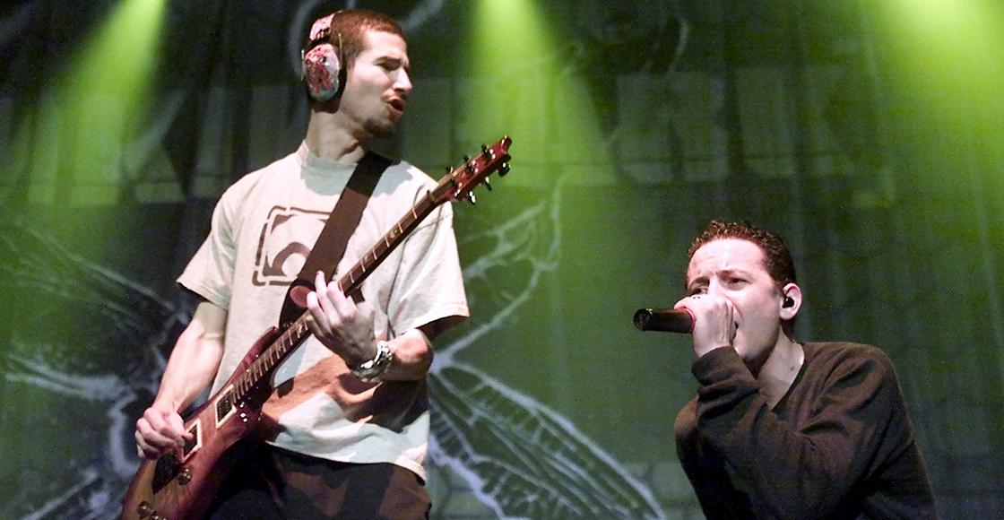 ¡Linkin Park transmitirá un concierto inédito por los 20 años del 'Hybrid Theory'!