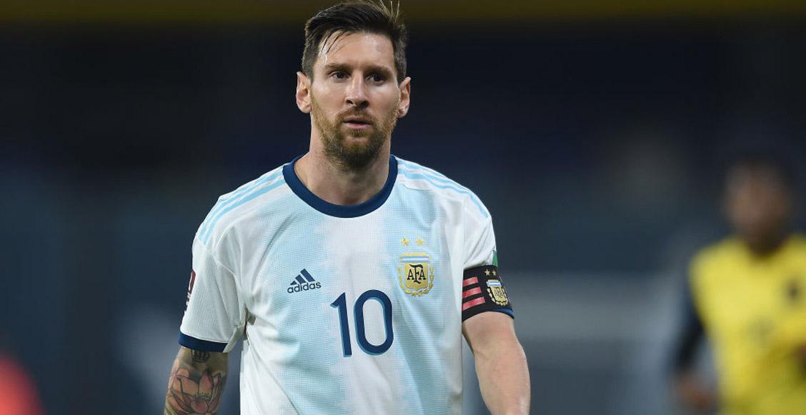 El récord que podría alcanzar Lionel Messi con la Selección de Argentina