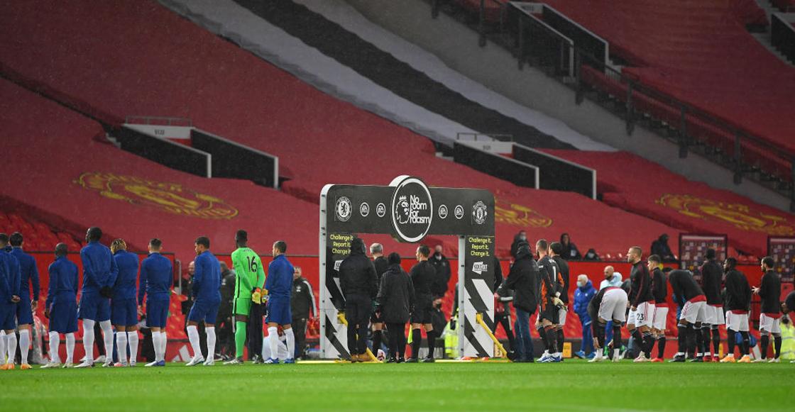 Manchester United se dijo listo para volver a recibir aficionados en Old Trafford