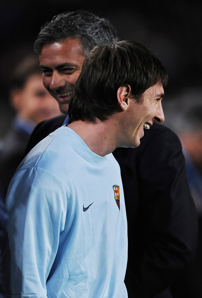 Messi's story and his desire to be led by Mourinho at Chelsea
