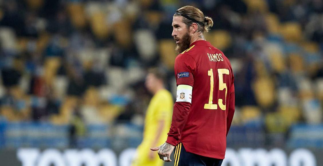 Dos 'gigantes' europeos estarían asediando a Sergio Ramos tras aún no renovar con el Real Madrid