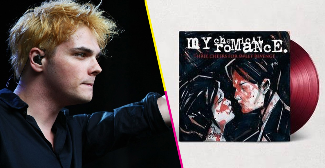 ¡Más nostalgia! My Chemical Romance reeditará tres de sus álbumes en vinilo