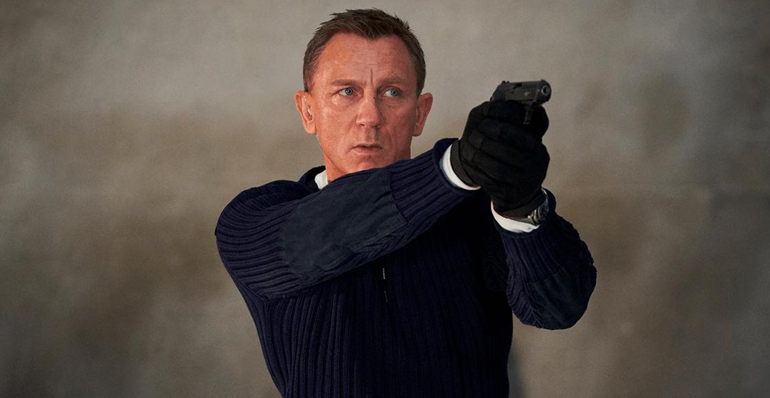Ya párenle: 'No Time To Die' de James Bond cambia su fecha de estreno... para 2021