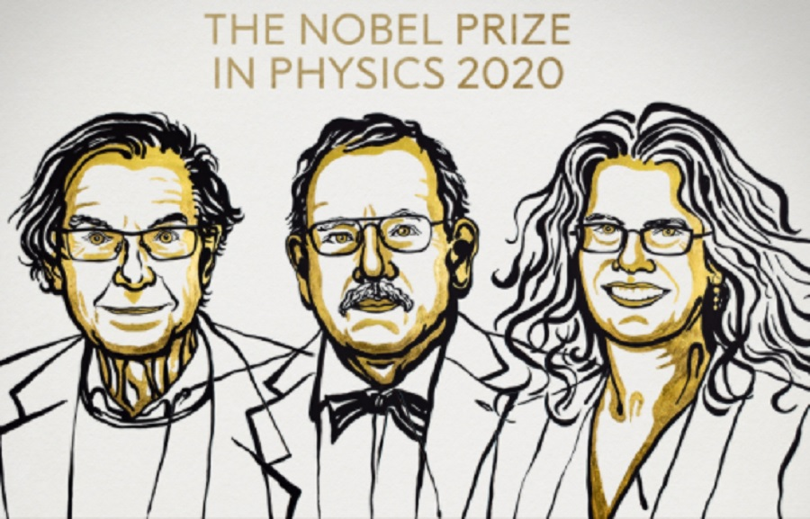 nobel fisica 2020 penrose genzel ghez