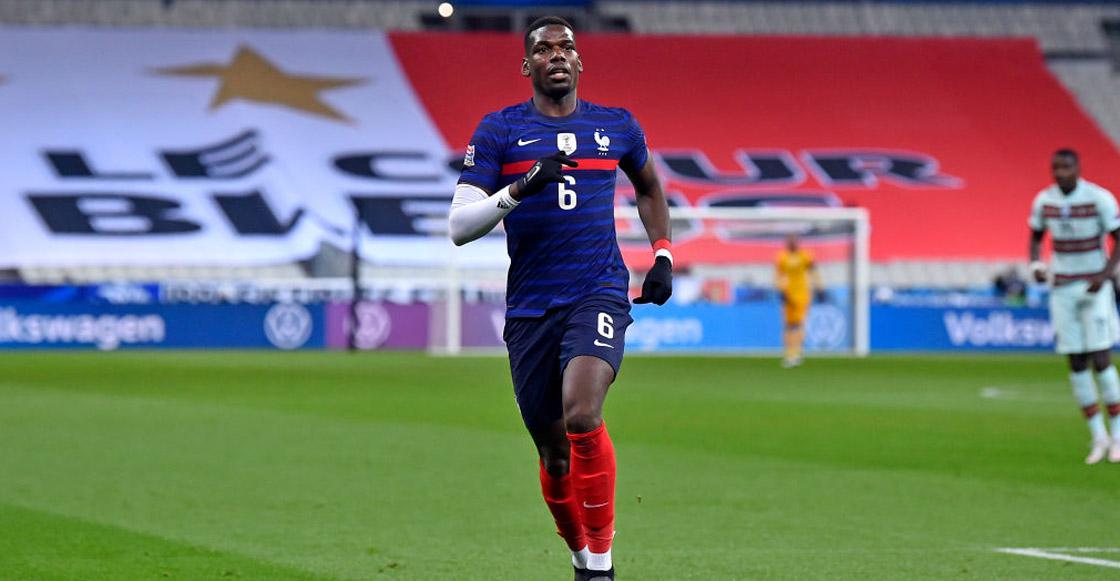 Paul Pogba desmiente haber renunciado a la Selección de Francia tras declaraciones de Macron
