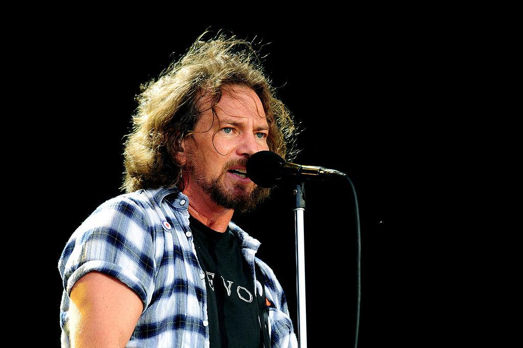 Las 5 mejores canciones que Eddie Vedder pudo darle a los fans de Pearl Jam