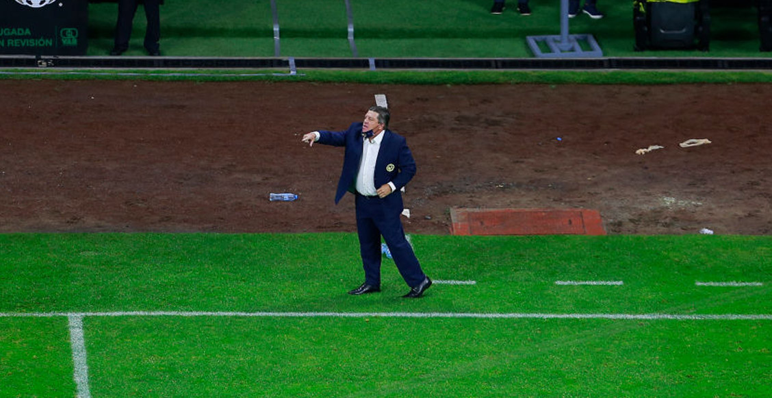 La amenaza del 'Piojo' Herrera a Cruz Azul: