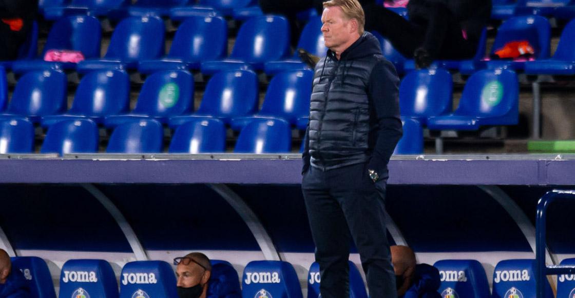 Lo que sabemos de la posible sanción a Koeman luego de criticar al VAR y los árbitros tras el Clásico Español