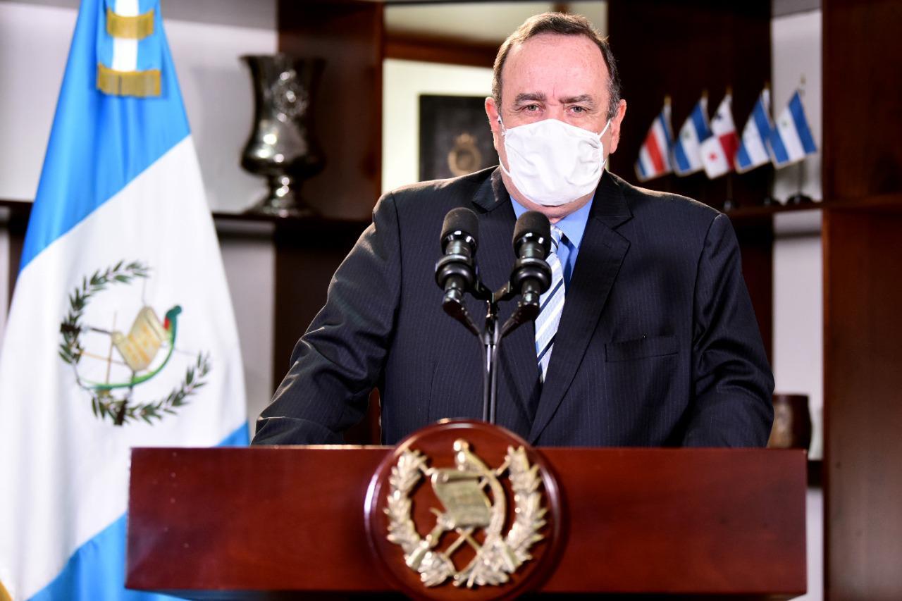 presidente guatemala alejandro giammatei