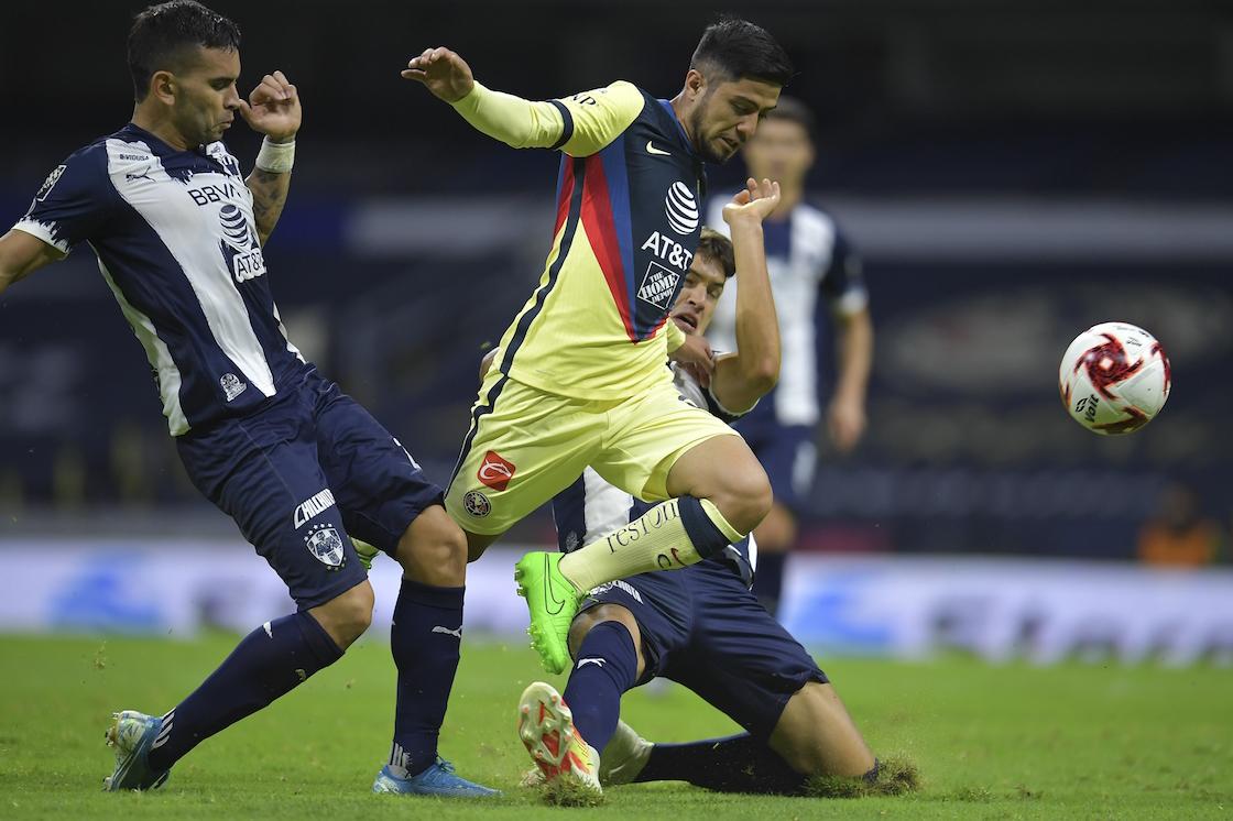 ¿Qué ha pasado con Sergio Díaz, el fichaje bomba del América que jugó en el Real Madrid?