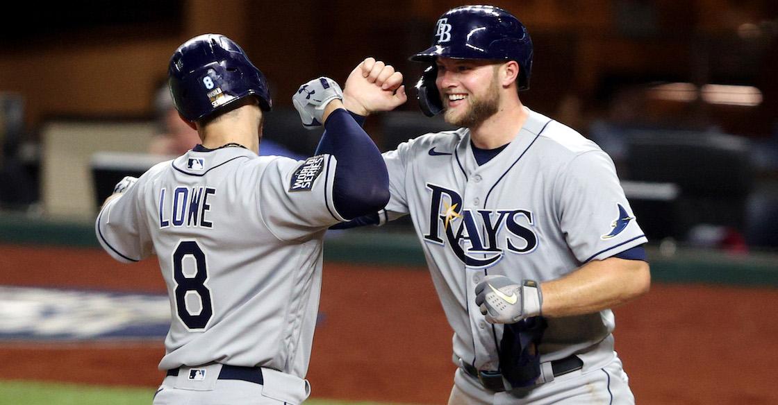 Los Rays empatan la serie mundial ante los Dodgers