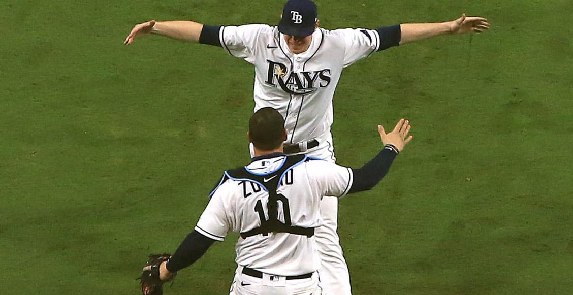 Las razones por las que la temporada 2020 de la MLB ya es histórica para los Rays