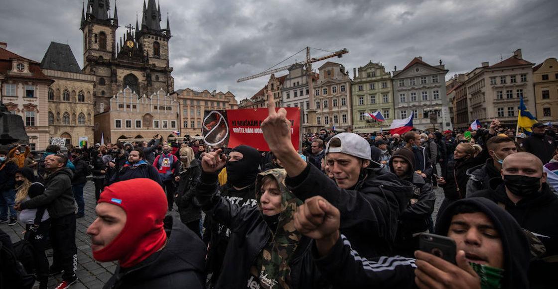 republica-checa-protesta-coronavirus