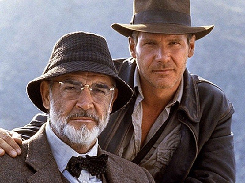 Indiana Jones Sean Connery
