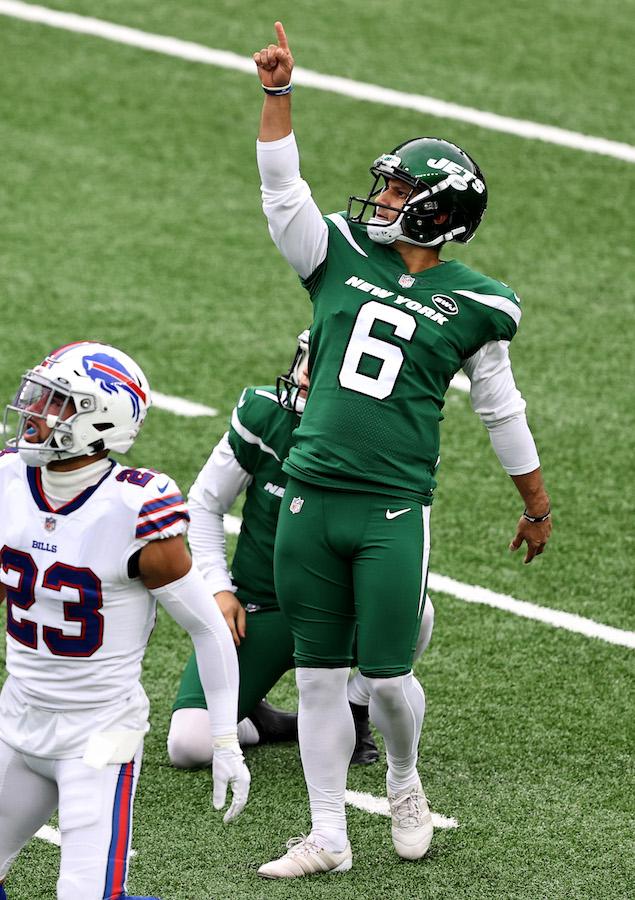 ¿Quién es Sergio Castillo, el pateador mexicano de los New York Jets?