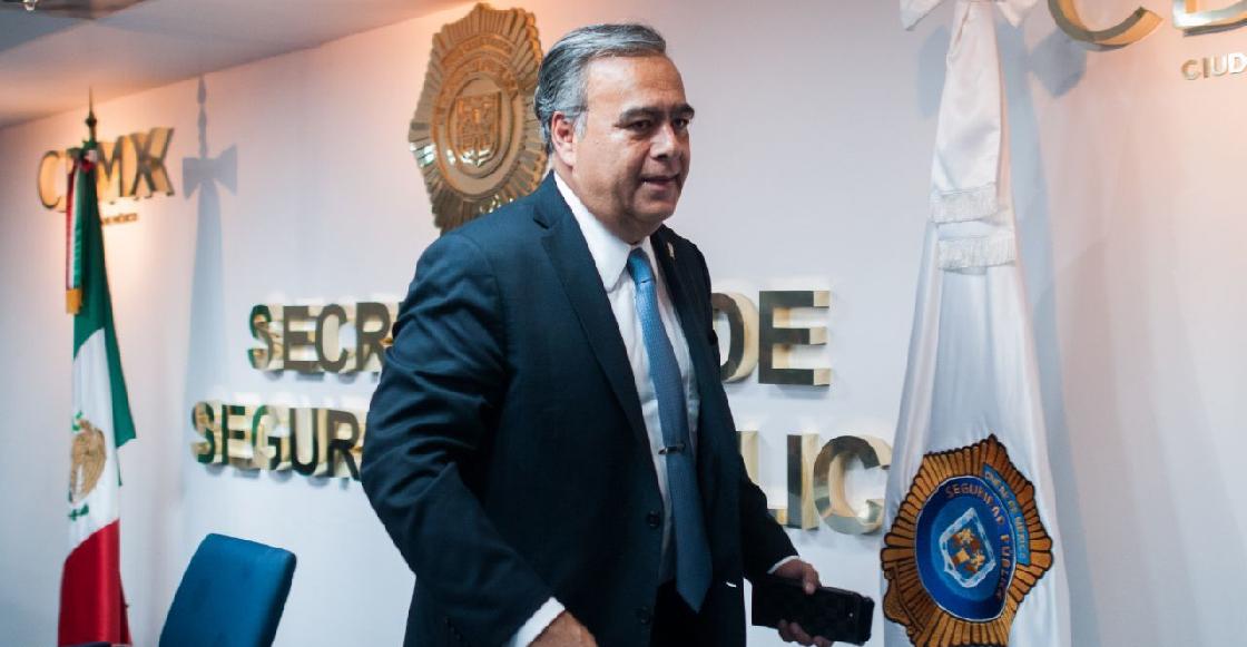 Fiscalía de la CDMX solicita a EU la extradición de Raymundo Collins