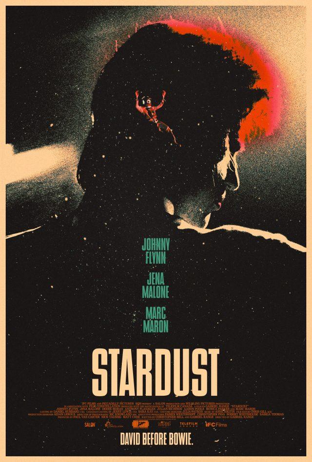 Antes de convertirse en leyenda: Checa el tráiler oficial de 'Stardust', la biopic de David Bowie