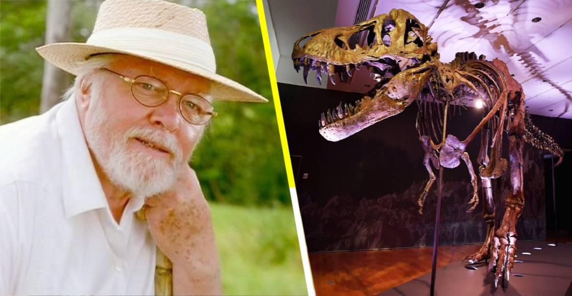 ¡Háblenle al Dr. Hammond! El esqueleto de Stan, el T-Rex, se subastó por 31 millones de dólares