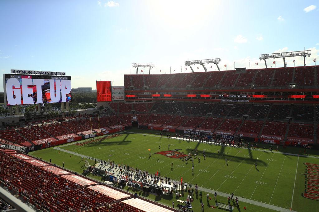 NFL planea el Super Bowl con un máximo de 15 mil aficionados en Tampa Bay