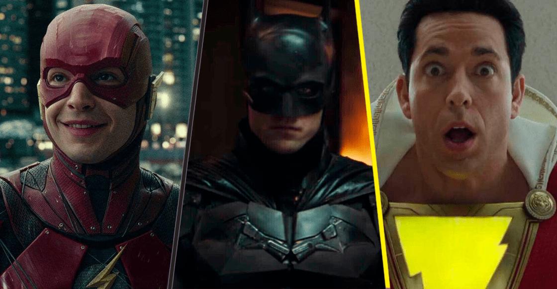 'The Batman', 'The Flash', y 'Shazam 2' retrasan su fecha de estreno