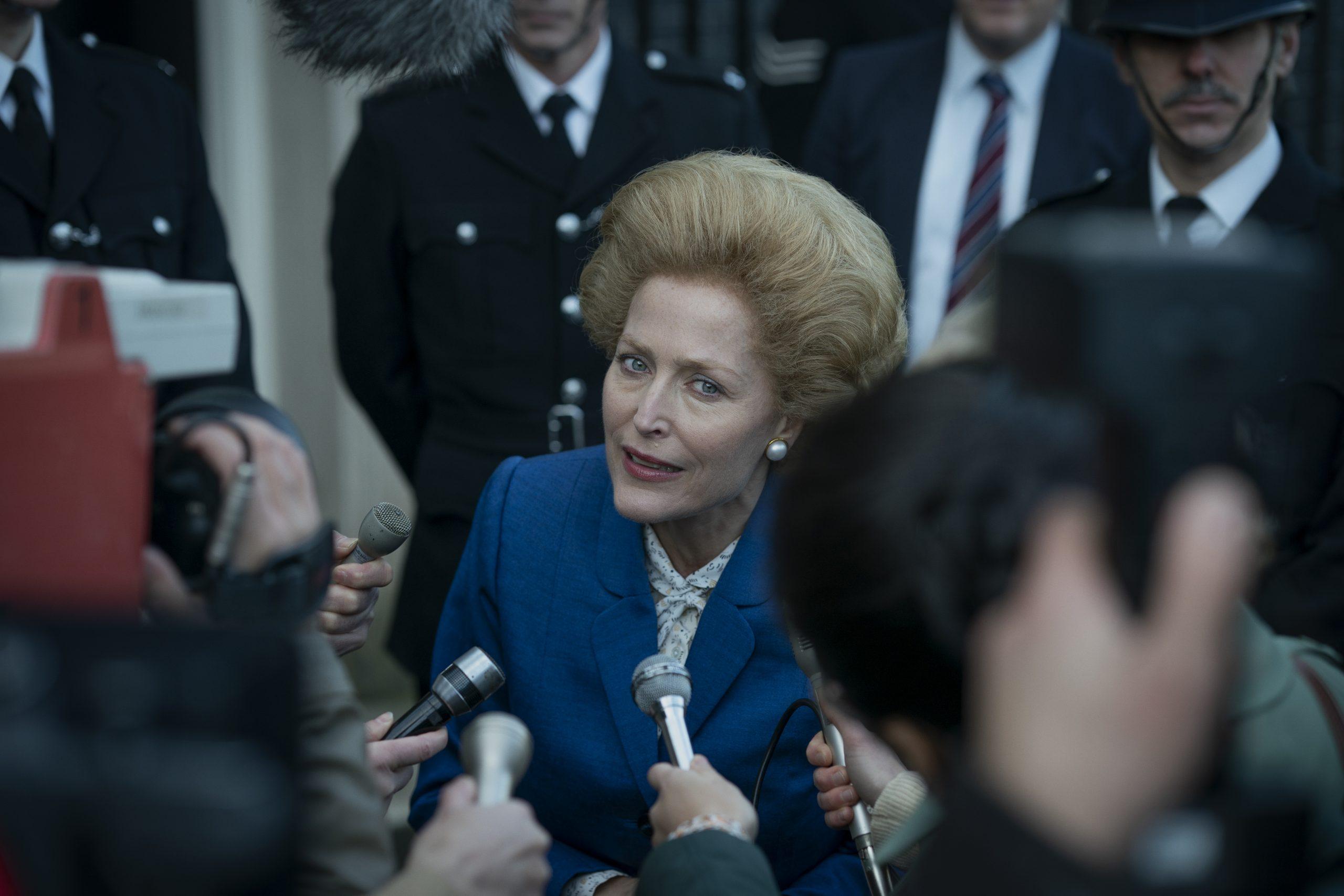 La Reina Isabel II y Margaret Thatcher chocan en el nuevo tráiler de la cuarta temporada de 'The Crown'
