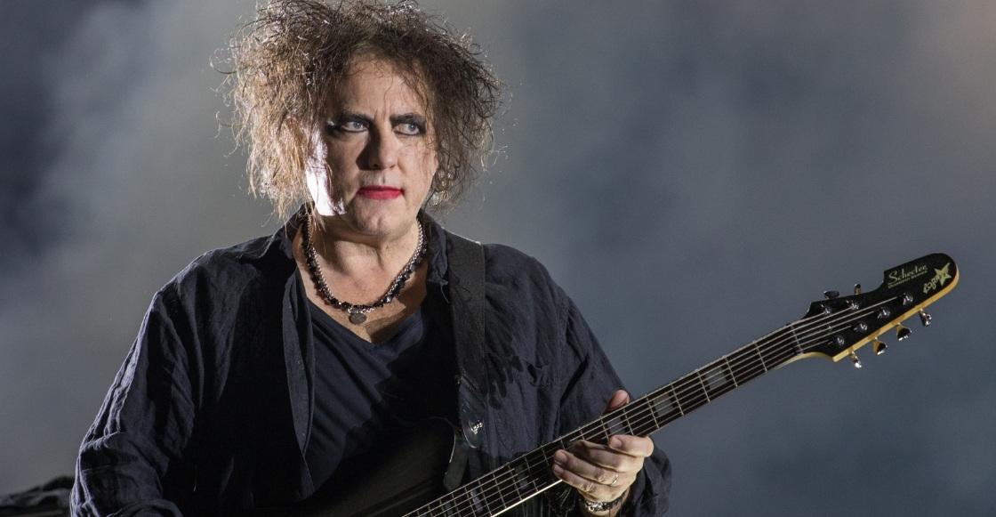 ¡The Cure compartirá un concierto épico y te decimos cómo verlo!