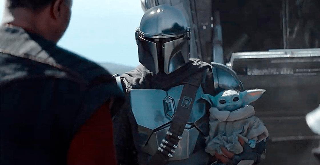 'The Mandalorian' regresó con su segunda temporada y Baby Yoda volvió loco al internet