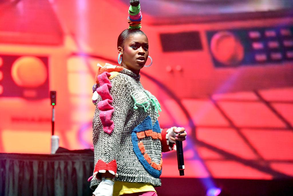 Tierra Whack: La nueva generación del 'girl power' dentro del rap y el hip hop