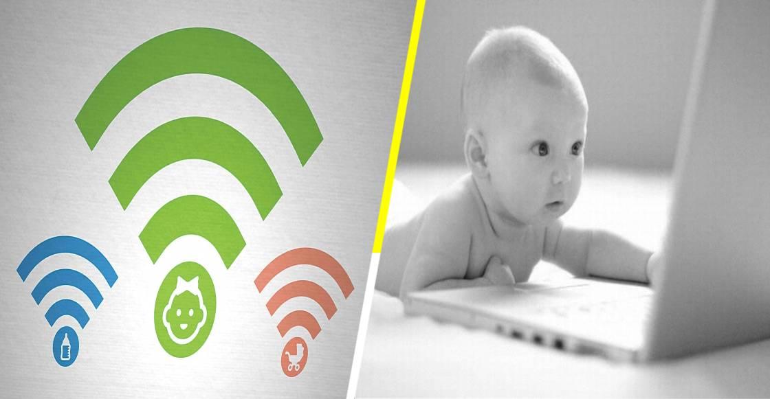 Twifia: Nombran a su hija como su proveedor de Internet y todo para tener wifi gratis