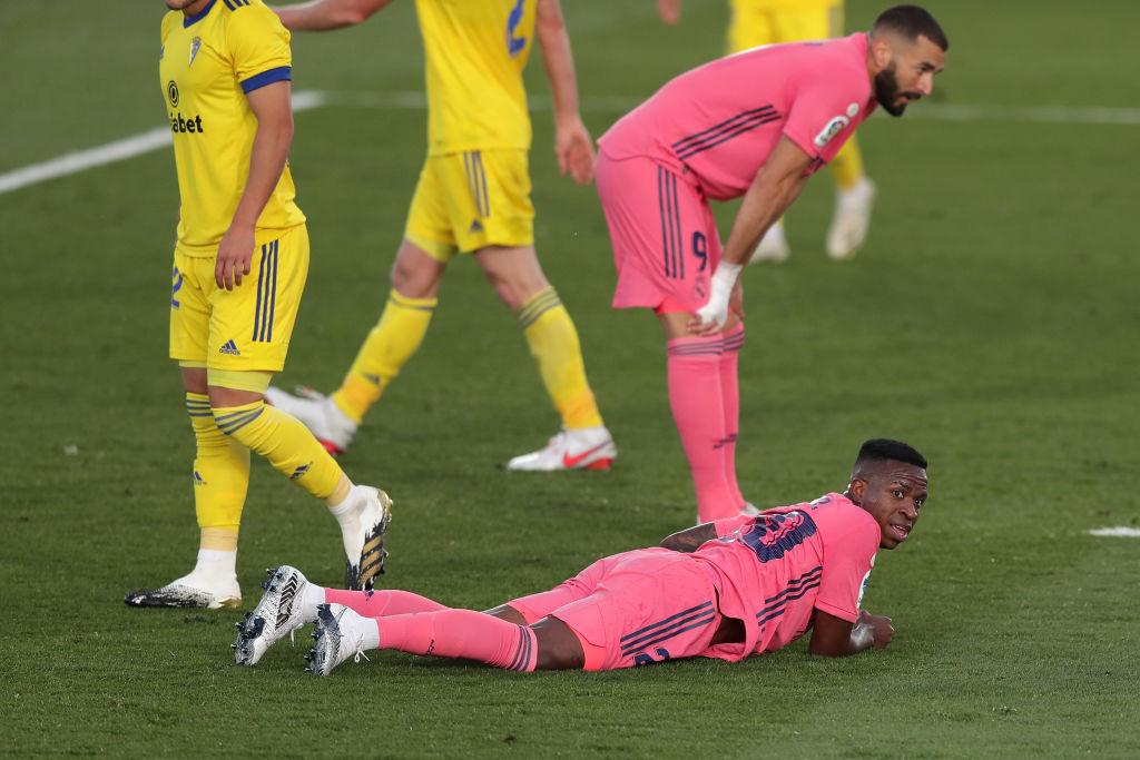 ¡Sorpresón! El recién ascendido Cadiz venció al Real Madrid en el Estadio Di Stefanno