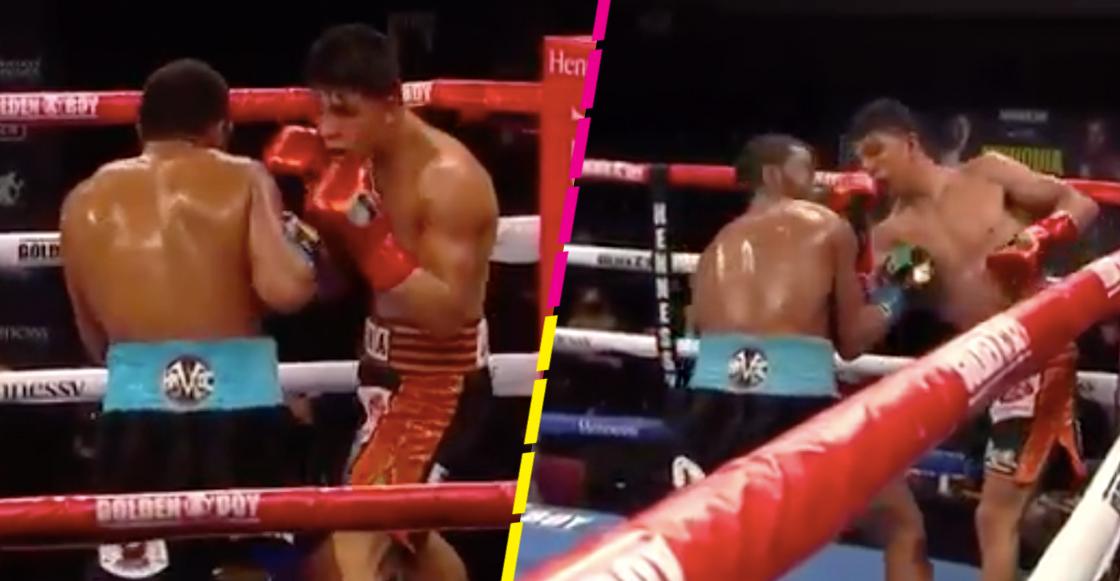 La victoria de Jaime Munguía tras el brutal corte en el labio de Tureano Johnson