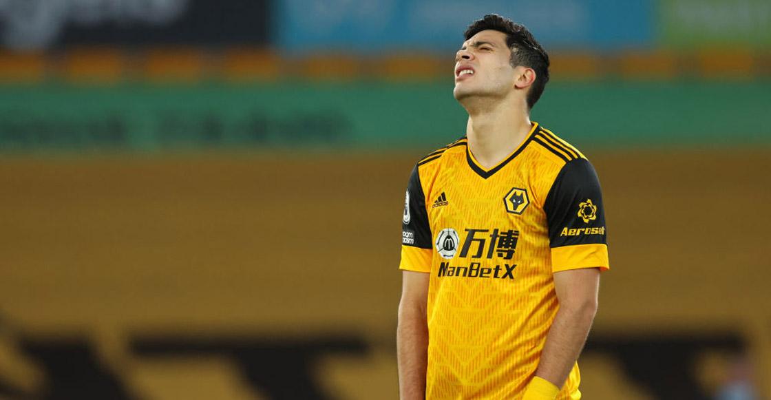 """""""Fue decepcionante"""": Las palabras de Raúl Jiménez tras el empate ante el Newcastle de último minuto"""