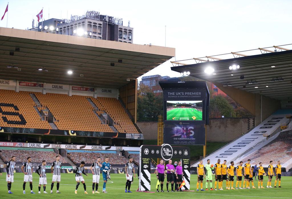 La racha que mantienen vigente los Wolves tras empatar con el Newcastle
