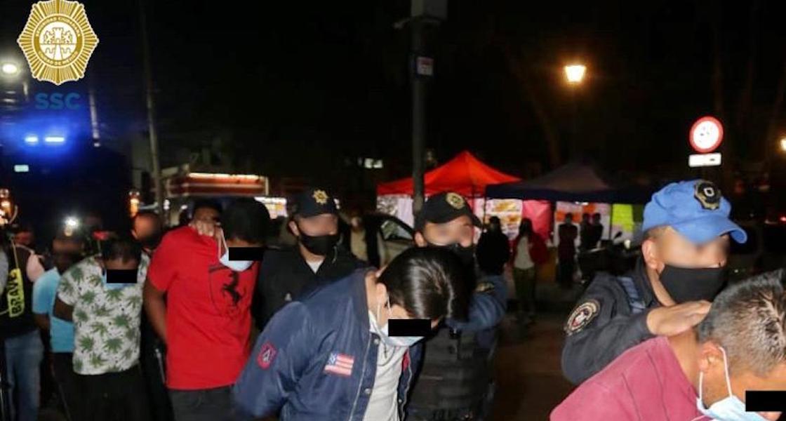 xochimilco-extorsionadores