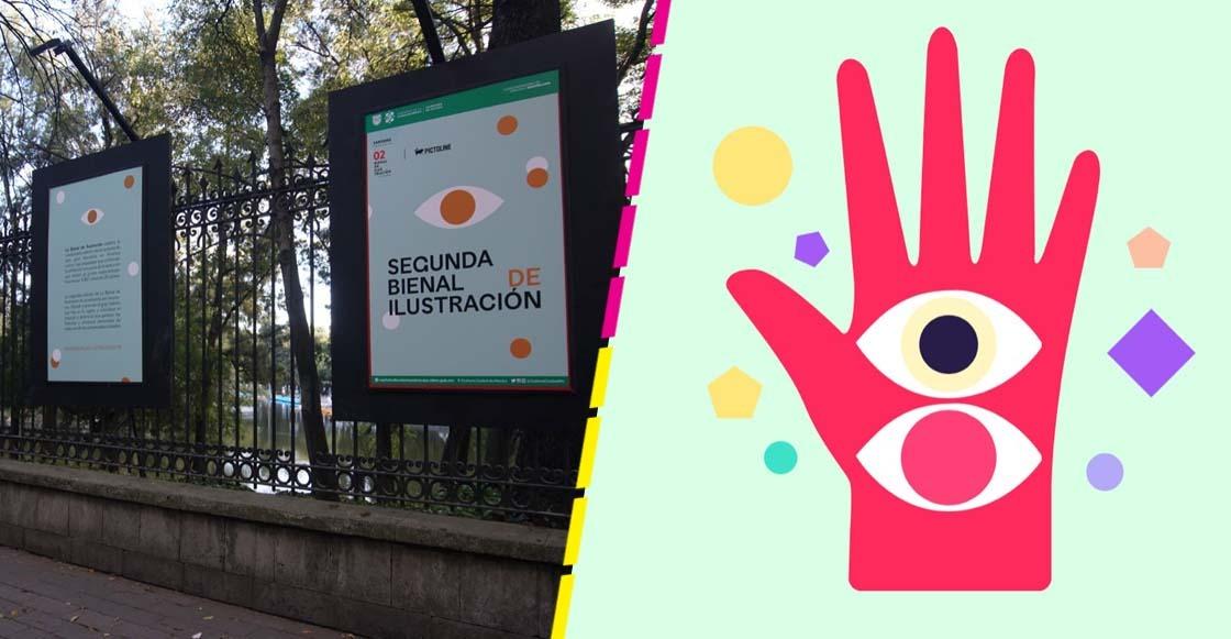 Exposición de la Bienal de Ilustración