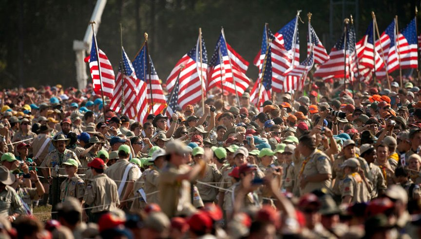 Boys Scouts of America 1