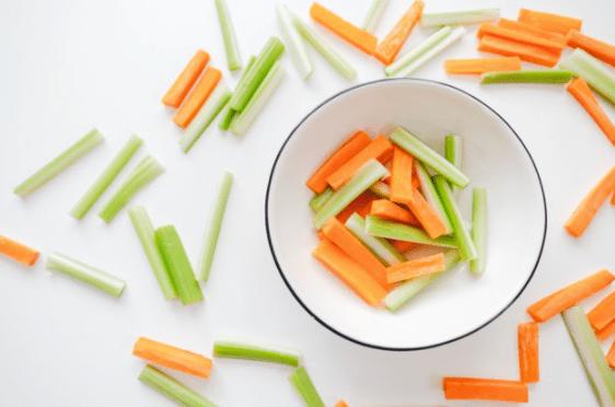 verduras antiácido alka
