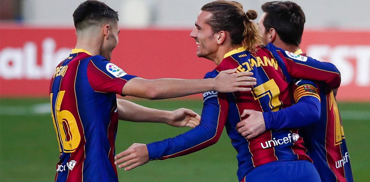 """Exagente de Griezmann atacó a Messi: """"Su actitud ha sido deplorable"""""""