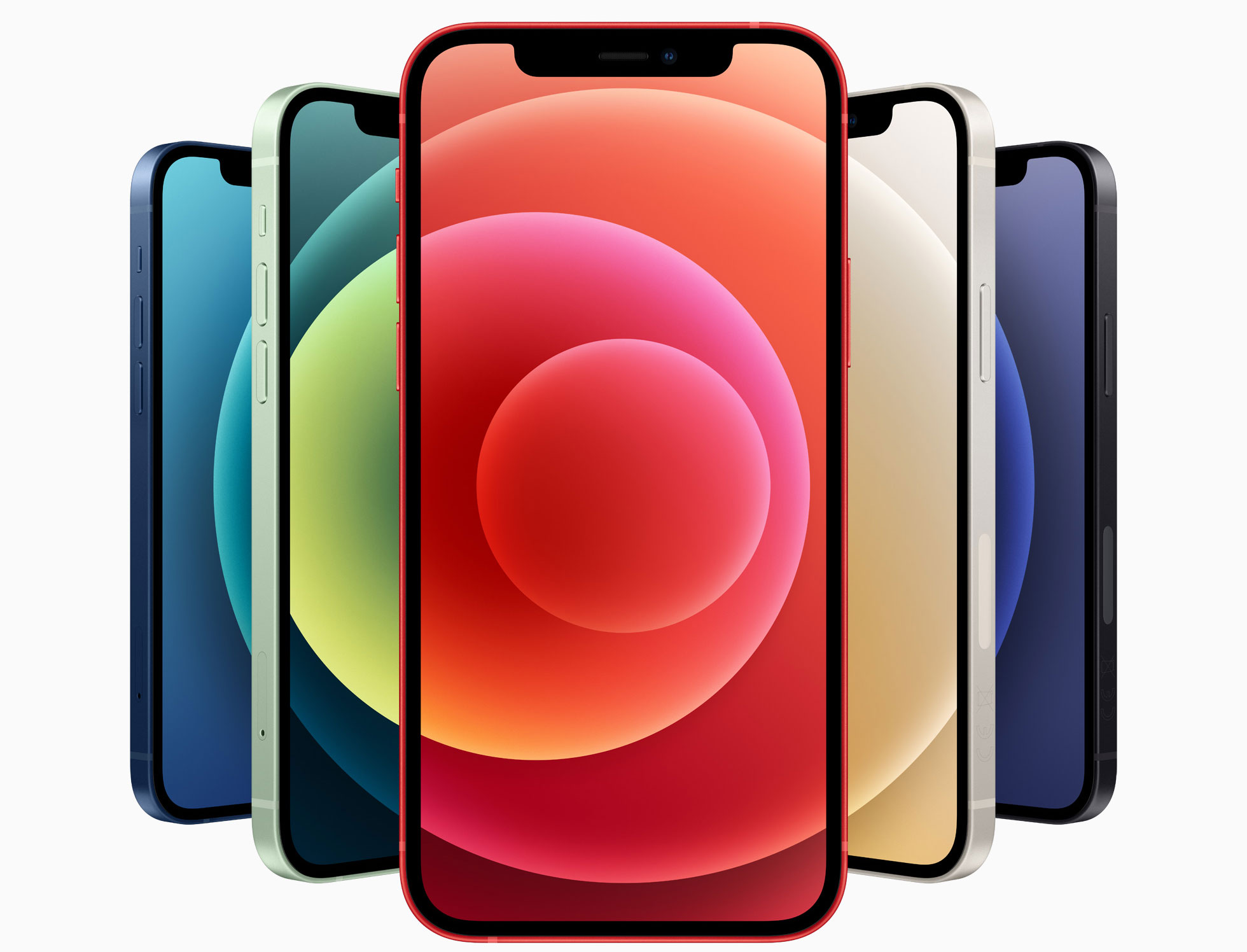 Diseño del iPhone 12