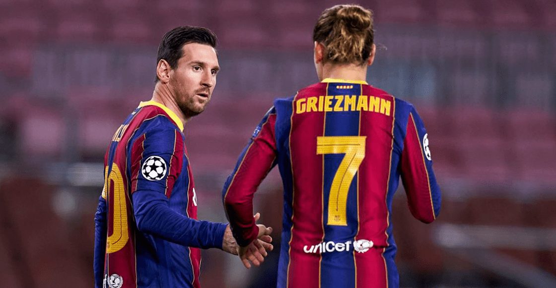 "Griezmann's ex-agent attacked Messi: ""His attitude has been deplorable"""