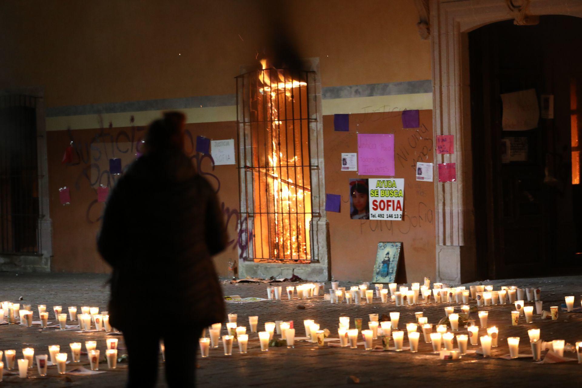 Protestas en Fresnillo, Justicia para Sofía