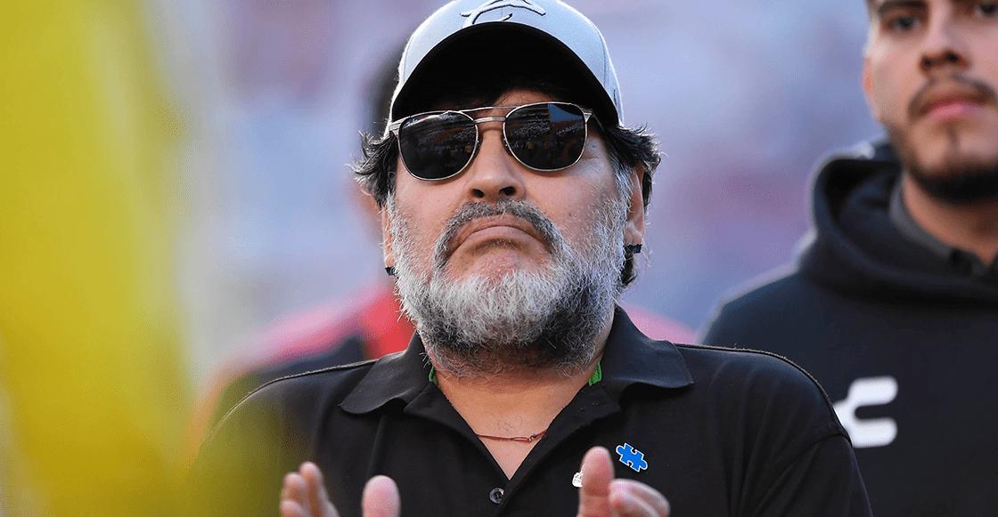 """""""La pelota no se mancha"""": Estas fueron las frases más grandes de Maradona"""