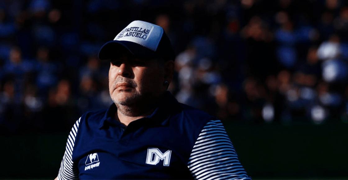 Médico de Maradona explicó por qué no ha sido dado de alta