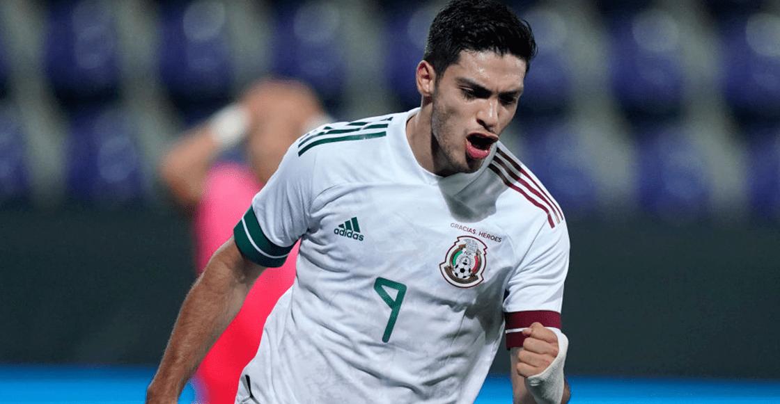 México le remontó a Corea del Sur en 2 minutos y acá te dejamos los goles
