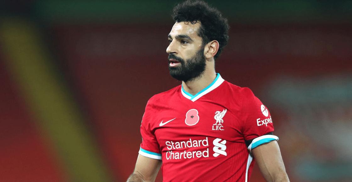 Mohamed Salah volvió a dar positivo por coronavirus y se mantendrá aislado
