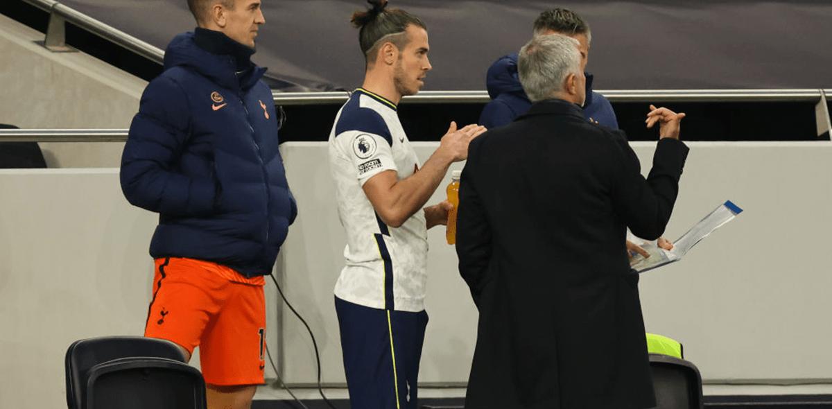 ¡Ay Mou! El reto de Mourinho a la prensa española tras el gol de Bale con el Tottenham