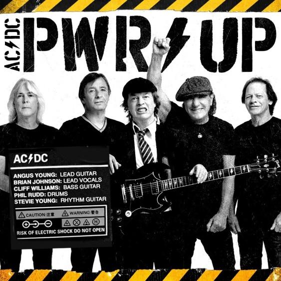 'Power Up': AC/DC homenajea su historia en el primer disco sin Malcolm Young
