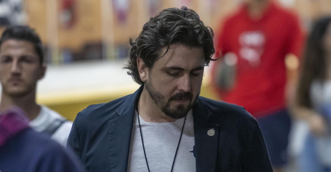 """Amaury Vergara narró cómo se enteró del problema legal de Dieter: """"Es el colmo"""""""