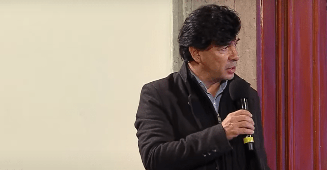 Jesus Ramírez / Presidencia